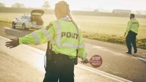 Stor færdselskontrol i næste uge: Særligt en type bilister skal holde øje